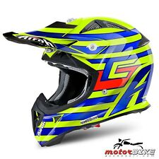 CASCO BAMBINO HELMET KID AIROH JUNIOR AVIATOR J CAIROLI QATAR GLOSS