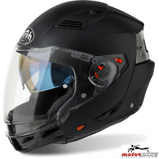 CASCO HELMET AIROH MODULAR LINE EXECUTIVE COLOR BLACK MATT
