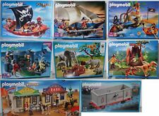 #02 PLAYMOBIL SETS OVP : 5264 , 5868 , 5233 , 5140 , 3137