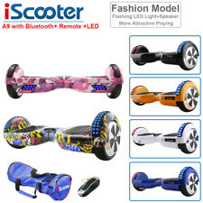 "6.5 "" Scooter Eléctrico self balancing Scooter Monociclo Bluetooth+LED España"
