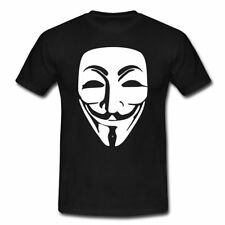 Anonymous Guy Fawkes Männer T-Shirt von Spreadshirt®