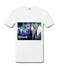 T-SHIRT MAGLIA IDEA REGALO SERIE TV AMERICANA GREY'S ANATOMY MOD.5
