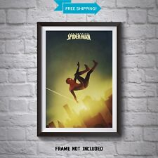 Spiderman Posters - MarvelmWall Art Prints - The Amazing Spiderman Poster