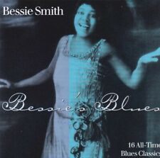 BESSIE SMITH - BESSIES BLUES 16 ALL-TIME BLUES CLASSIC, BESSIE SMITH, Good CD