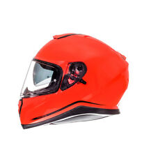 MT Helmets - Casco integral MT Thunder 3 SV Solid naranja