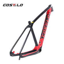 Costelo SOLO  29ER MTB Bicycle Carbon Frame UD THRU AXLE 142X12MM in stock