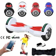 HOVERBOARD 8'' APP BLUETOOTH SMART BALANCE MONOPATTINO ELETTRICO OVERBOARD WH