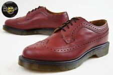 DMS Dr. Martens 3989 cherry red rouge smooth duilio uomo UK francesina docs