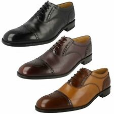 Hombre Loake ancho (G) FIT Zapatos Formales - WOODSTOCK (SIN CAJA)
