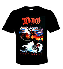Ronnie James DIO official Camiseta HOLY DIVER - U.S. Metal - best rock singer