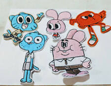 Gumball embroidered patch iron or sew on