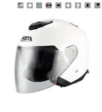 Nzi - Casco jet Avenew Duo White blanco
