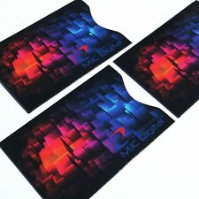RFID CARD BLOCKING Minder Contactless Debit Credit PROTECTOR Sleeve Wallets