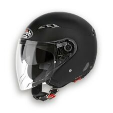 Airoh City One Matt Schwarz Jet Scooter Helm