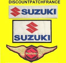 SUZUKI. Patch EMBROIDERED aufnäher écusson toppa patches.