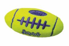 Kong Air Squeaker Football Dog Toy. Available in Medium or Large