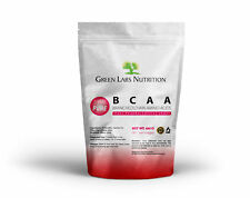 BCAA BRANCHED CHAIN AMINO ACIDS POWDER FREE FORM FREE WORLD SHIPPING !!!