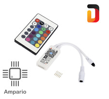 RGBW / RGBWW LED Strip Controller   Wifi   Smart Home   iOS & Android App  