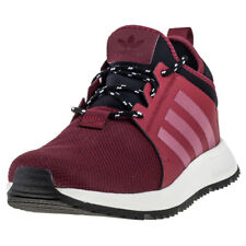 adidas X_plr Snkrboot Mens Red Mesh & Synthetic Casual Trainers Lace-up