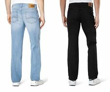 Mustang Oklahoma (Tramper) Jeans Uomo, W30 - to - W42 NUOVO