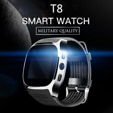 New Model 2017 T8 Bluetooth Smart Watch Phone Wrist watch for Android and iOS