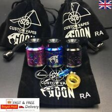 GOON V1.5 RDA 24MM 1.5 COTTON CANDY COLLECTION + SQUONK PIN + SPARES + POUCH UK