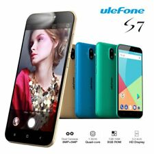 Ulefone S7 Smartphone Handy Ohne Vertrag Android 7.0 3G Quad Core 8GB Dual SIM