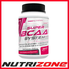 TREC NUTRITION BCAA G Force 1150 with Glutamine Amino Acid Formula 30caps Boxed