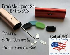 New PAX Replacement Mouthpiece Set Raised Part Accessories PAX2 2 3 US SELLER