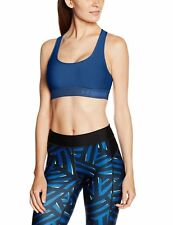 UA Crossback Armour Mid Bra