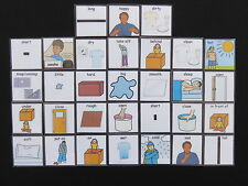 Opposites Pictures - Autism/ PECS/ Dementia/ Early Yrs/ Visual Comunication Aids