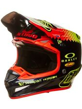 Casco MX Troy Lee Designs 2017 SE4 Composite Team With MIPS Blu Scuro