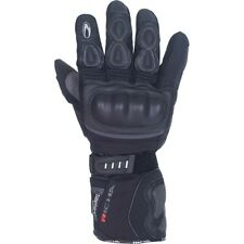Richa ARCTIC Mujer Negro Impermeable & Térmicos Invierno MOTO / Scooter Guantes