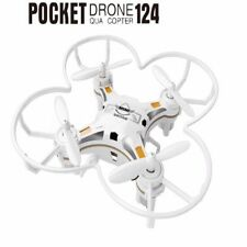 FQ777-124 Pocket Drone 4CH 6Axis Gyro Drone RC Quadcopter Switchable Controlle