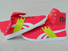 REEBOK BASKETS ROSE SIMILAIRE Chucks CHAUSSURE BOTTES FEMMES TAILLE 36 37 38 39