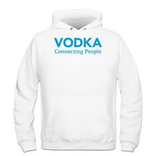 Sudadera con capucha Vodka Connecting People