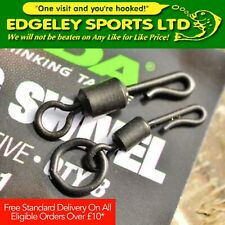 Korda Ring & Quick Change Swivels (Various Types Available)- Inc Chod & Spinner