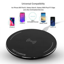Universal iPhone Android Genuine Fast Charging Qi Wireless Charge Stand Pad Dock