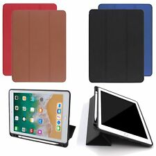 "Sleep Wake Funda Carcasa Smart Cover Case para Apple Pencil/ iPad Pro 12.9""10.5"""