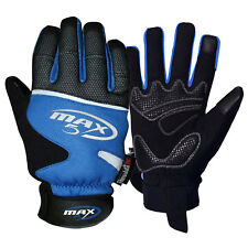 Cycling Winter Cold Weather Gloves Waterproof Windproof Full Finger Warm Gloves