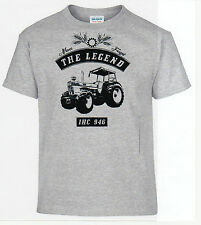 T-SHIRT, IHC 946 Tractor, Tractor Oldtimer