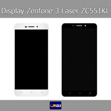 TOUCH SCREEN VETRO + LCD DISPLAY Per Asus Zenfone 3 Laser ZC551KL Z01BS GLS 24H!