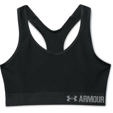 UA Armour Mid Solid Sports Bra