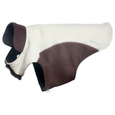 Karlie Touchdog Cappotto per Cani Pile 2 BEIGE-MARRONE, varie misure, NUOVO