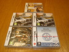 Nintendo DS BRAND NEW FACTORY SEALED Games Bundle - Select From List