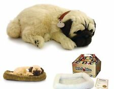 Precious Petzzz Perfect Pets Lifelike Breathing Dog Cat Kids Mothers Day Gift
