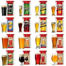Coopers Series Home Brew Beer Kits , Home Brew , Beer Making  full Range