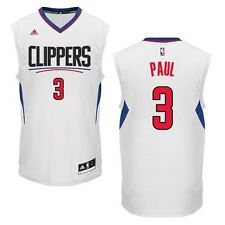 NBA Los Ángeles Clippers Chris Paul Camiseta de baloncesto