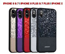 DE LUXE IPHONE BRILLANT PAILLETTES BLING DOUX TPU Antichoc COQUE PROTECTRICE