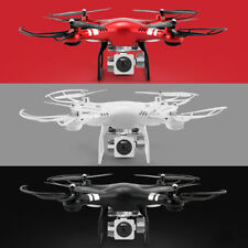 SH5HD X52 Quadcopter RC Drone 2MP 0.3MP Wide Angle Camera WiFi FPV Helicopter